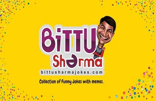Bittu Sharma Jokes in Hindi Images